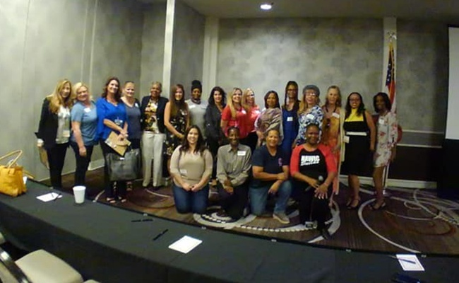 Nevada Womens Business Center Women in the trades attendees