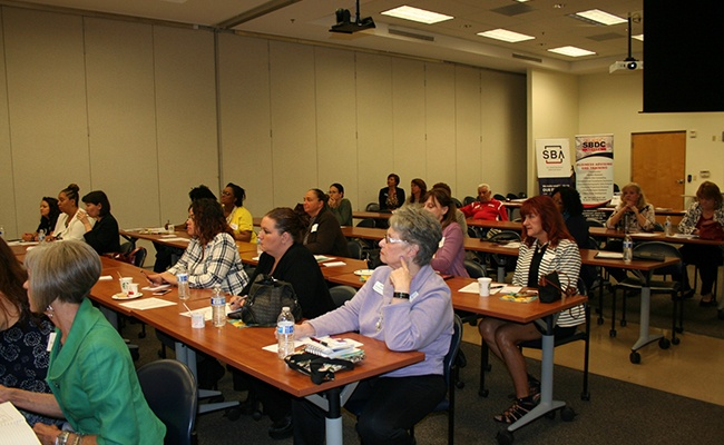 Nevada Womens Business Center small business training